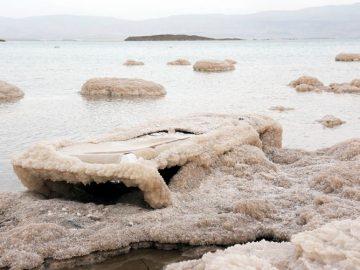 Kelionė prie Negyvosios jūros