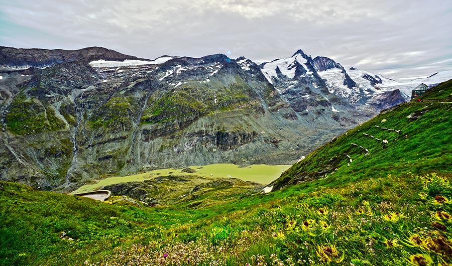 Didysis Alpių kelias arba dar vadinamas Grosgloknerio Alpių keliu