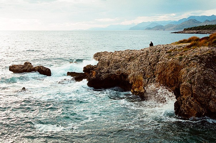 Pajūrys Juodkalnijoje