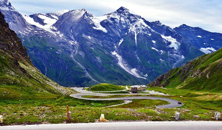 Didysis Alpių kelias arba Grosgloknerio Alpių kelias
