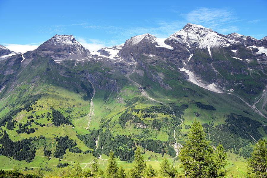 Didysis Alpių kelias,Grosgloknerio Alpių kelias
