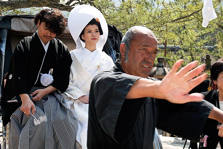Ką aplankyti Japonijoje. Vestuvės japonijoje