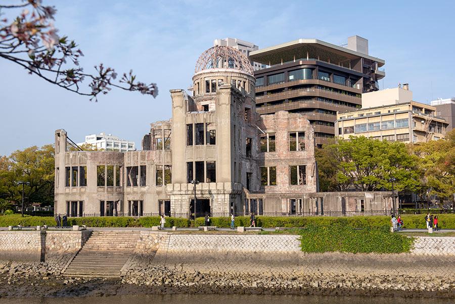 atominės bombos kupolas