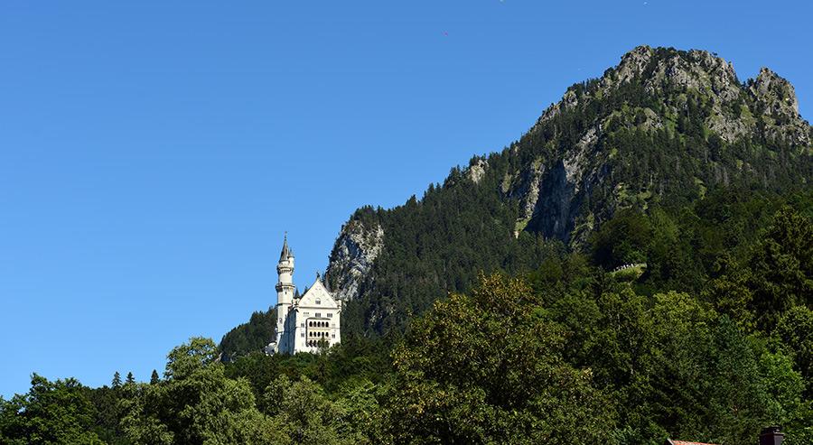 Neuschwanstein pilis (Neuschwanstein castle)