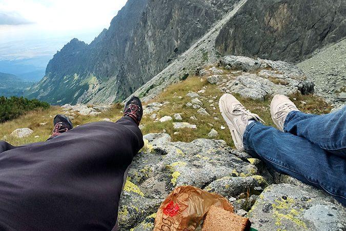 Kelionė į Aukštuosius Tatrus Slovakijoje