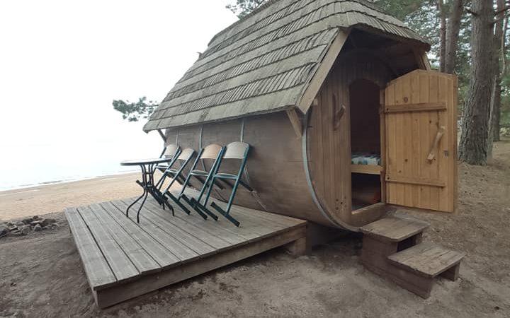 Ką kelionėje aplankyti Latvijoje? Netradicinis poilsis prie jūros