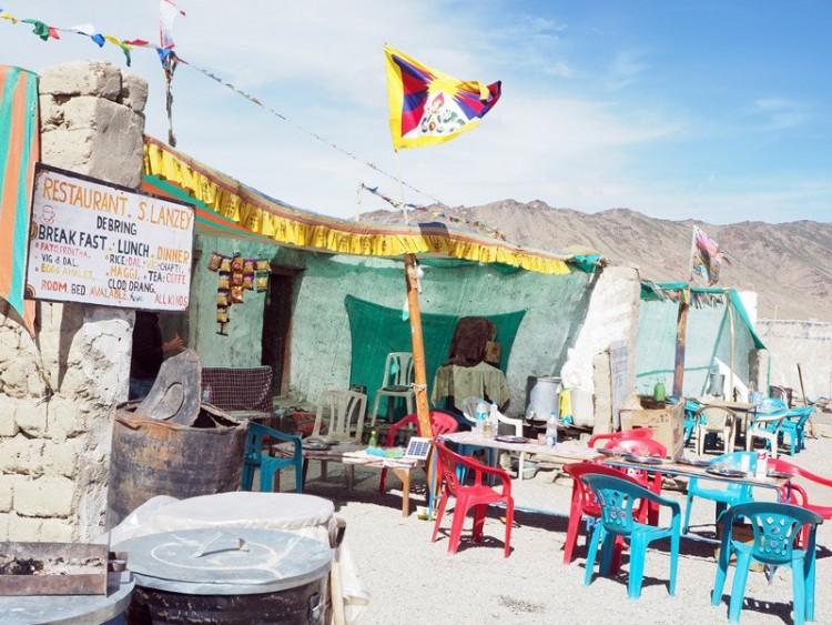 Restoranas Himalajų kalnuose