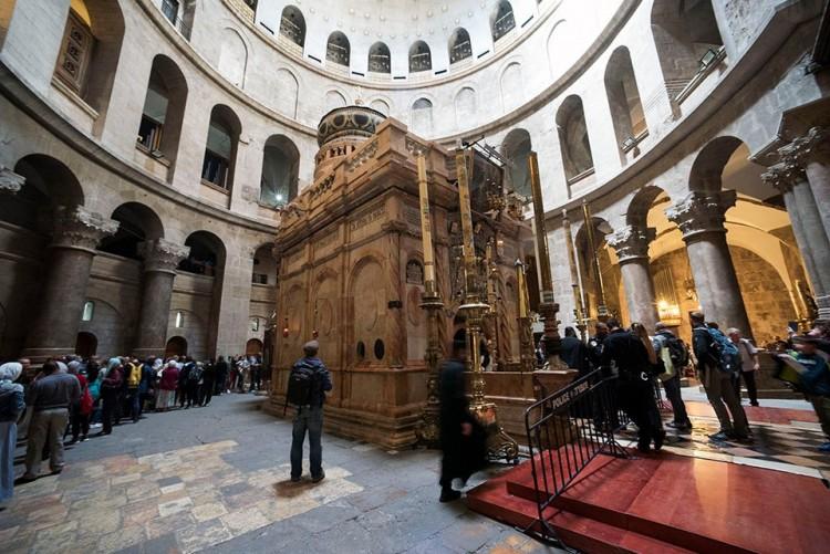 Kristaus kapo bažnyčia