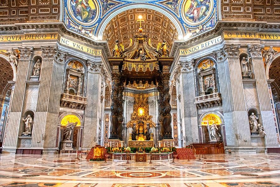 Šv. Petro bazilika Vatikane