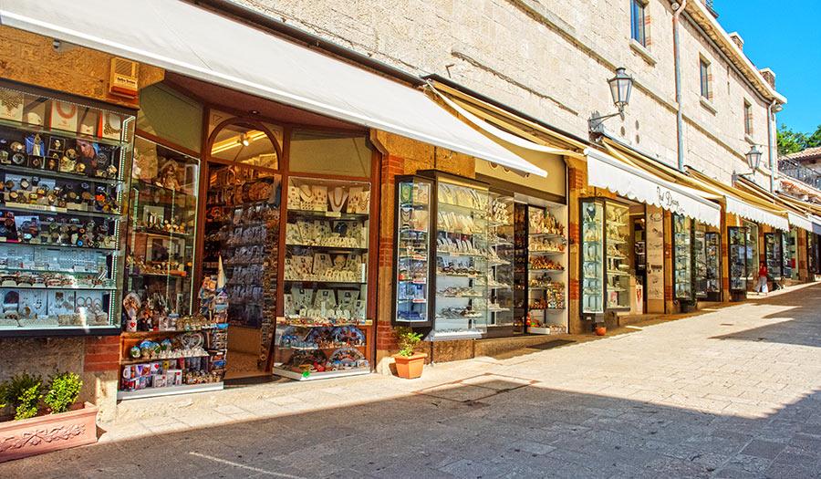 Žydų kvartalas, Feraroje.