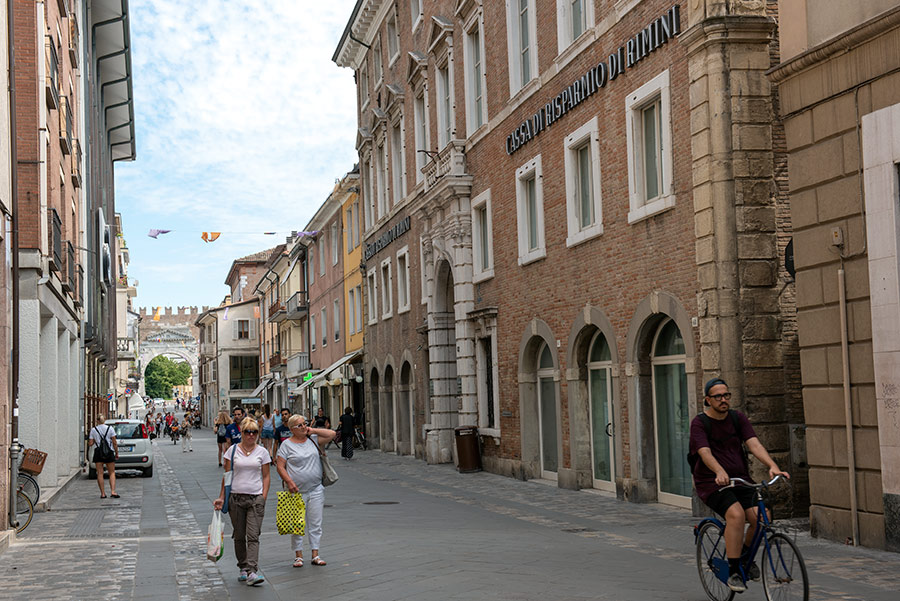 Rimini senamiestis