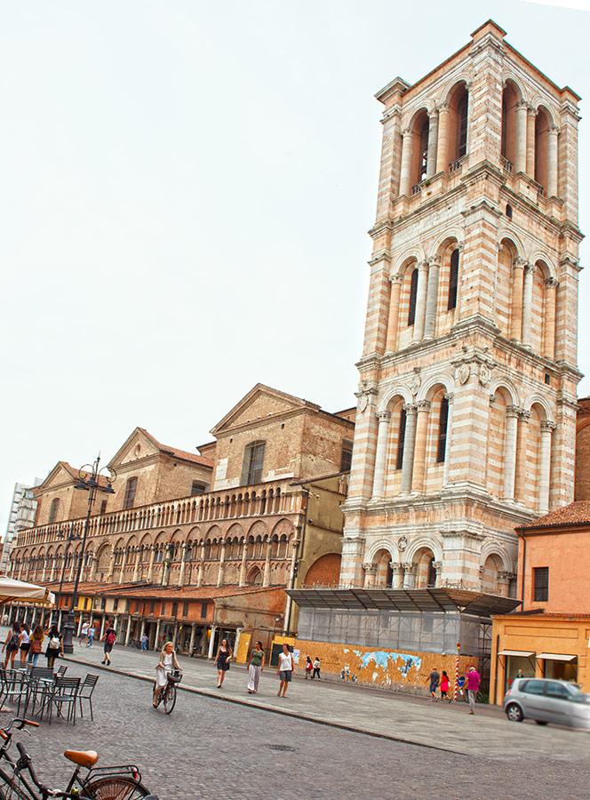 San Giorgio Martire katedros varpinė