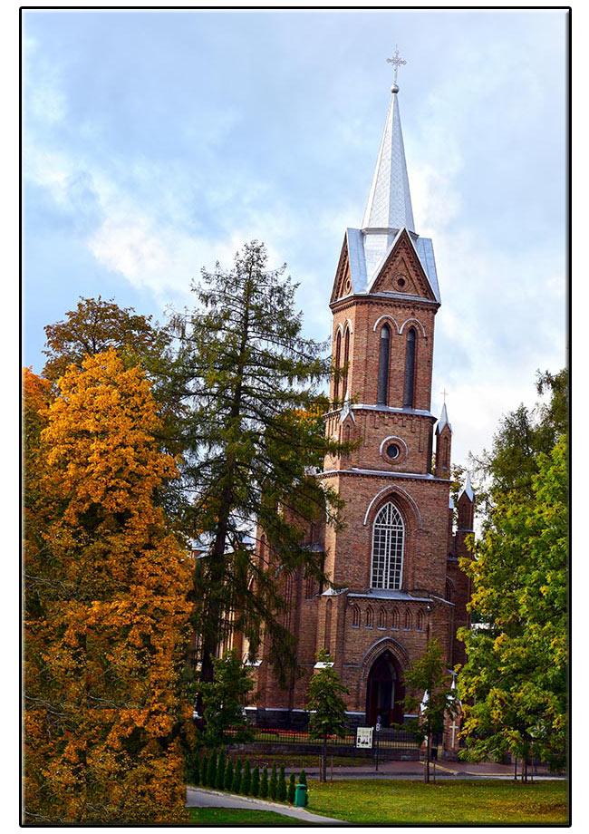 Šv. Antano Paduviečio bažnyčia Birštone