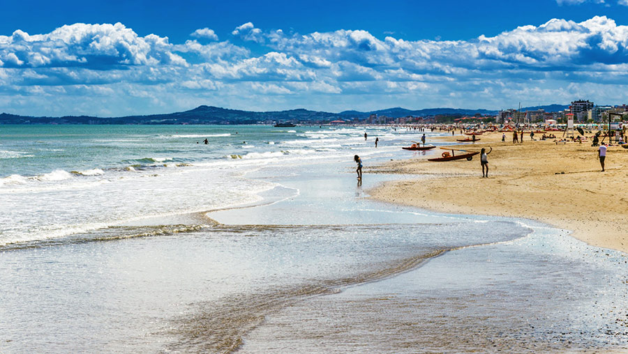 Riminis prie Adrijos jūros
