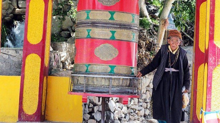 Kelionė į Ladaką.  Tibetas ir Himalajai.