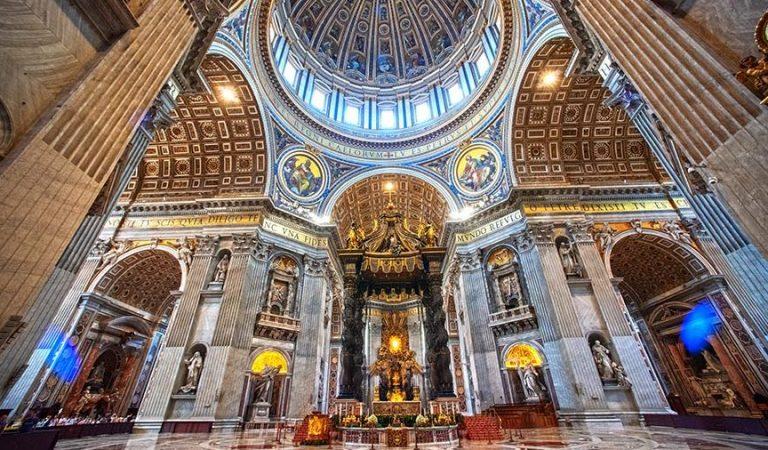 Ką pamatyti Vatikane ? Kelionė į Vatikaną