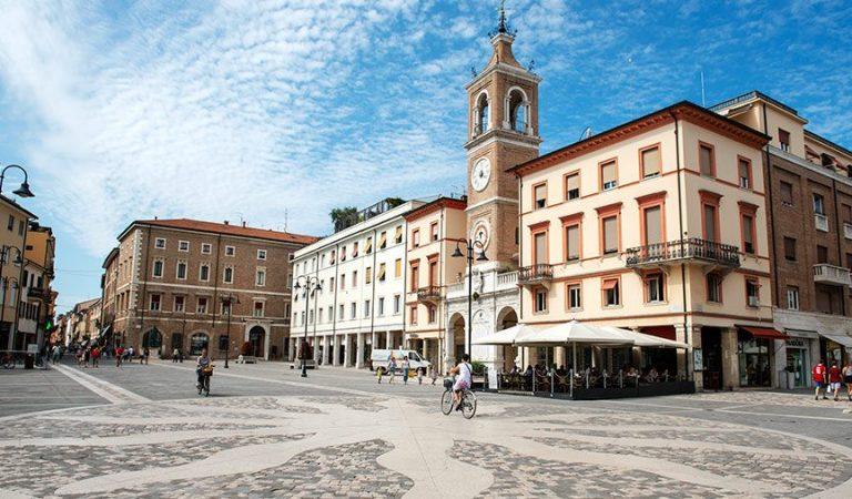Kelionė į Rimini