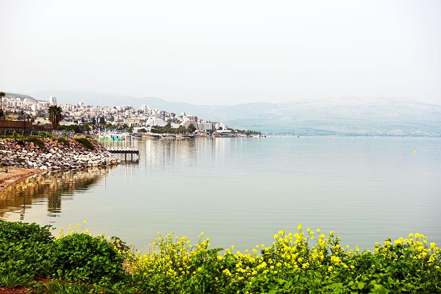 Galilėjo arba Tiberiados ežeras