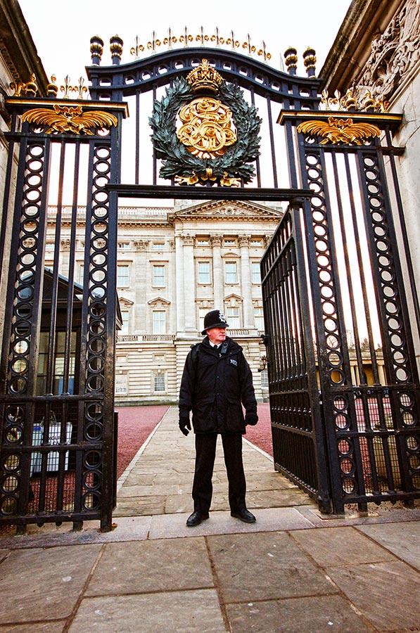 Bekingemo Rūmai (Buckingham Palace)