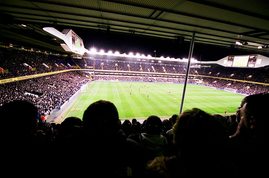 Londonas futbolas