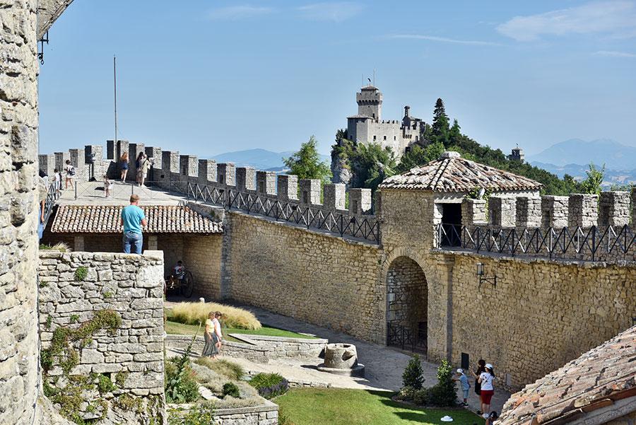 San Marino pilys