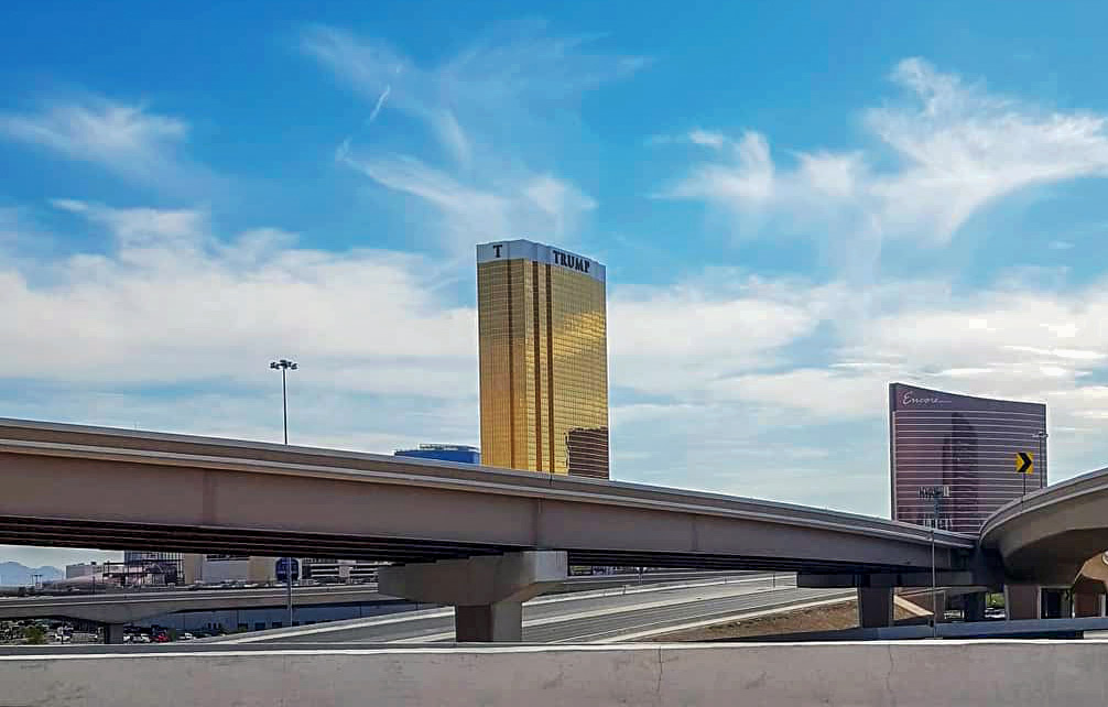 viešbutį Trump International Hotel Las Vegas