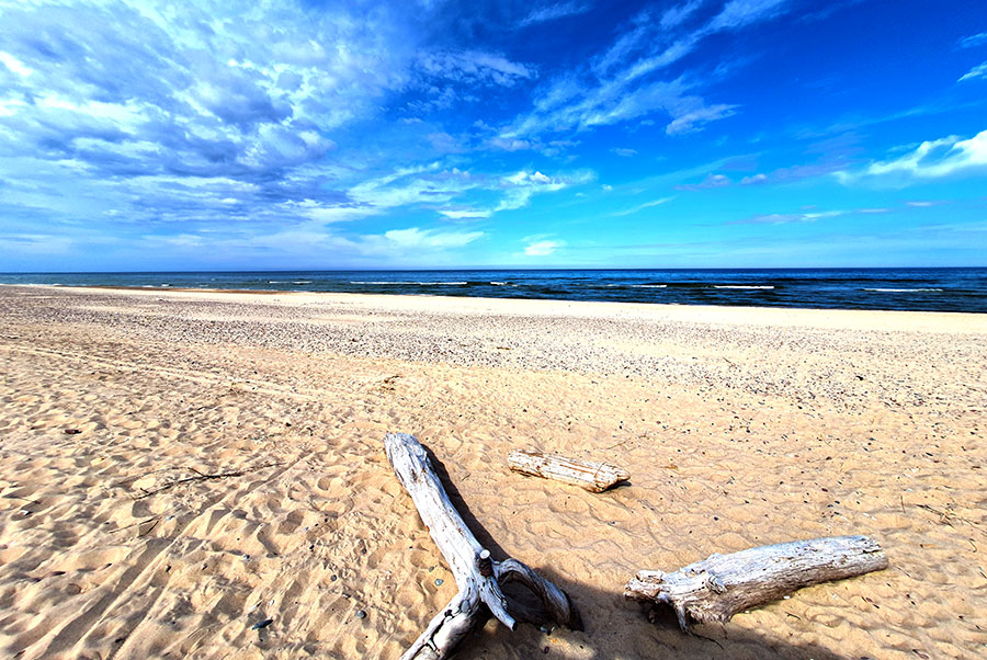 Venspilio paplūdimys